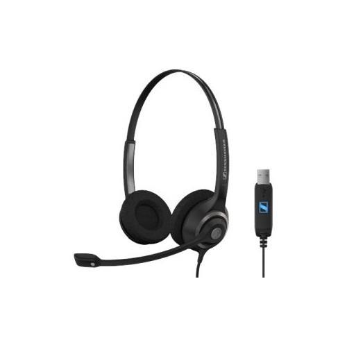 USB U/C DUAL SIDE HEADSET / HEADBAND/NC MIC