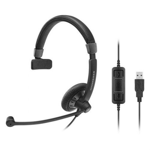 Sennheiser On-Ear Noise Cancelling Headphone (506498) - Black