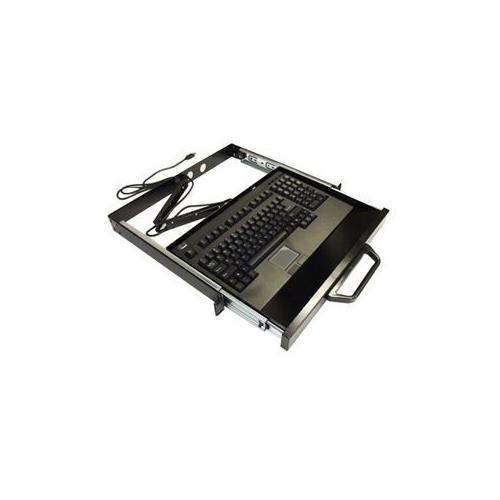 Clavier Adesso ACK-730PB-MRP - Câble Connectivité - Noir