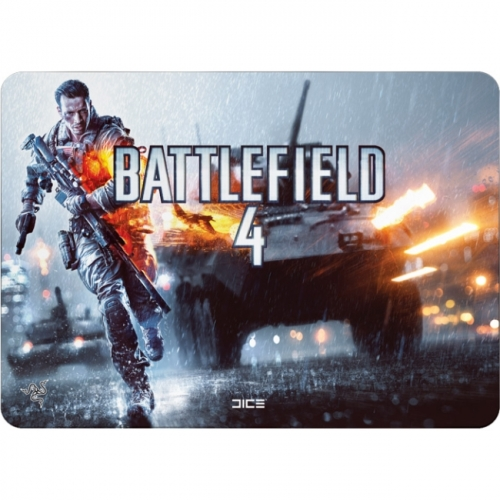 Razer Battlefield 4 Destructor 2 - Hard Mouse Mat for Gaming
