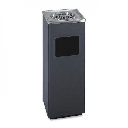 Safco Ash-N-Trash Sandless Urn Smokers Pole