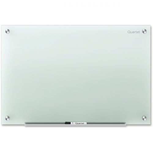 Quartet Infinity Magnetic Frosted Glass Boards