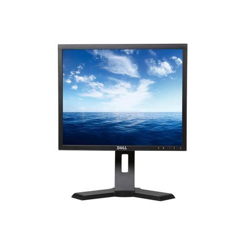 "DELL P190s 19"" LCD MONITOR, 1280 X 1024 RES, 5MS, 250 CD/M2, 400:1, Tilt-Height-Pivot adj., Refurb"