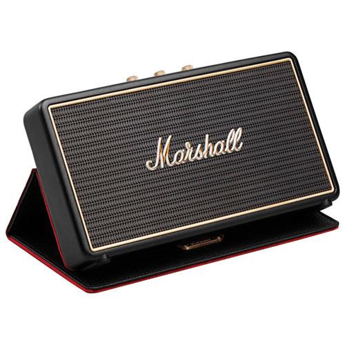 Marshall Stockwell Bluetooth Wireless Speaker - Black