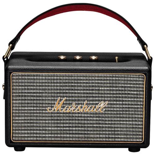 Marshall Kilburn Portable Bluetooth Wireless Speaker - Black