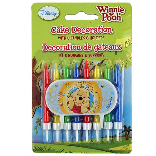 Winnie the Pooh Cake Decoration