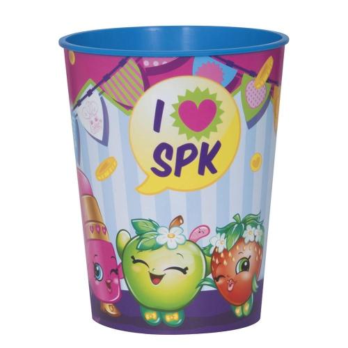 Shopkins Plastic Cup