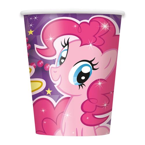 My Little Pony 9oz Party Cups [8 Per Pack]