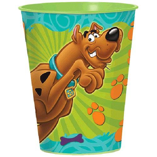 Scooby-Doo Plastic Favor Cup