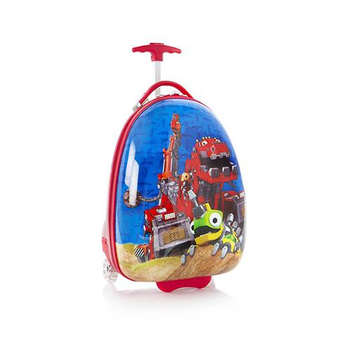 Heys Dinotrux Kids Luggage Case : Kids Luggage - Best Buy Canada