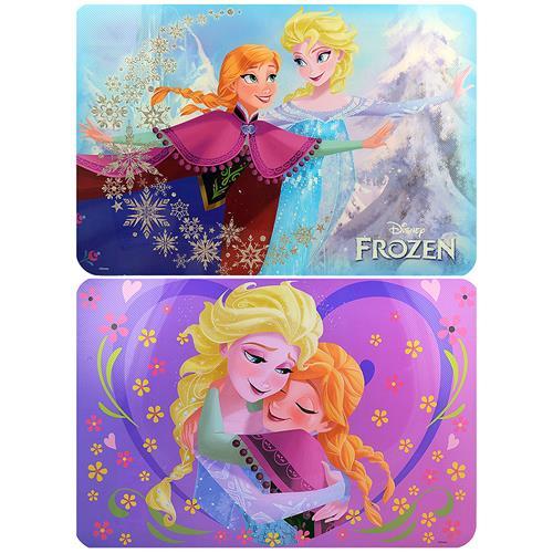 Disney Frozen Plastic Placemat Set [2 Per Pack]