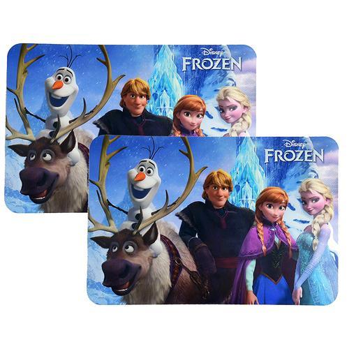 Disney Frozen Plastic Placemat Set - 2 Per Pack [Cast]