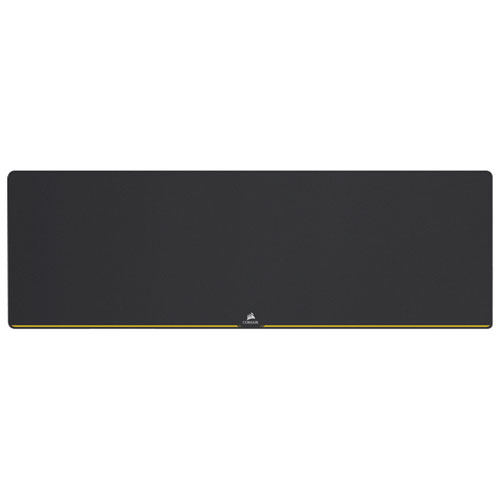 Corsair MM200 Cloth Gaming Mouse Pad - Extended - Black