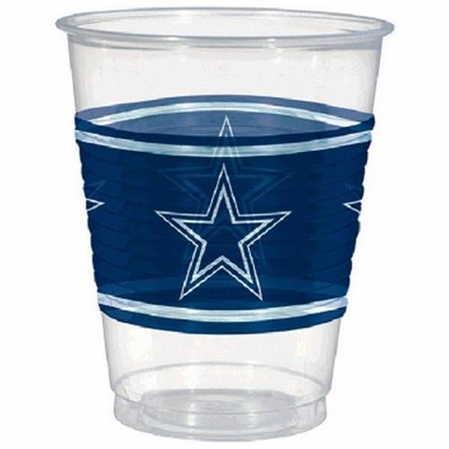 NFL Dallas Cowboys Cups, 16 oz. [25 cups]