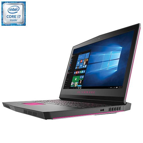 Portable jeu 17,3 po Alienware Dell - Arg (Core i7-6700HQ Intel/DD 1 To/SSD 128 Go/RAM 16 Go/Win 10)