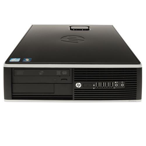 HP Elite 8200 SFF, i5-2400, 4GB DDR3 RAM, 1TB Hard Drive, DVDRW, Win 10 Pro-64 Bit-English/French, 1 year Warranty-Refurbished