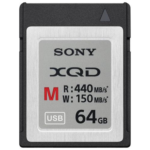 Sony 64GB 440MB/s XQD Memory Card
