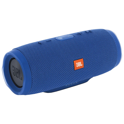 JBL Charge 3 Waterproof Bluetooth Wireless Speaker