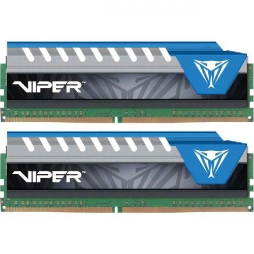 Patriot Memory Viper Elite Series DDR4 16GB (2 x 8GB) 3000MHz Kit (Blue)