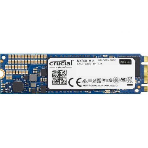 Crucial SSD CT1050MX300SSD4 1TB MX300 M.2 2280SS SSD Retail