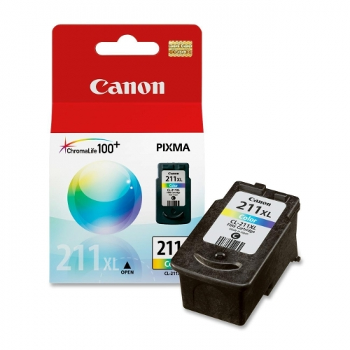 Canon CL-211XL High Capacity Ink Cartridge