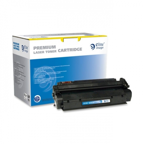 Elite Image Remanufactured High Yield Toner Cartridge Alternative For HP 13X (Q2613X)