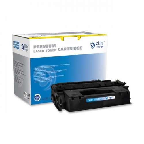 Elite Image Remanufactured High Yield Toner Cartridge Alternative For HP 49X (Q5949X)