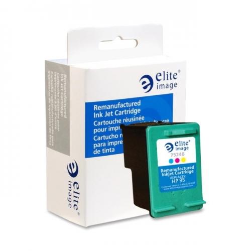 Elite Image Remanufactured Tri-color Ink Cartridge Alternative For HP 95 (C8766WN)