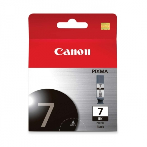 Canon PGI-7 Pigment Black Ink Cartridge