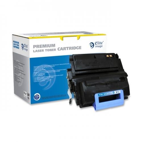 Elite Image Remanufactured Toner Cartridge Alternative For HP 45A (Q5945A)