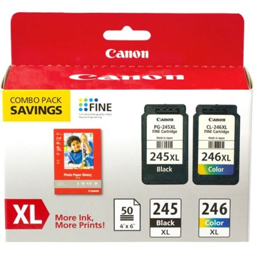 Canon Ink Cartridge - Black, Color