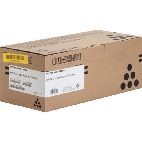 Ricoh SP C252HA Toner Cartridge - Black