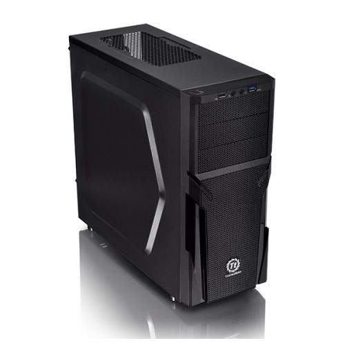 Thermaltake Case CA-3B2-50M1NU-00 Versa H21 Mid Tower 3 0 (3) USB Audio Retail