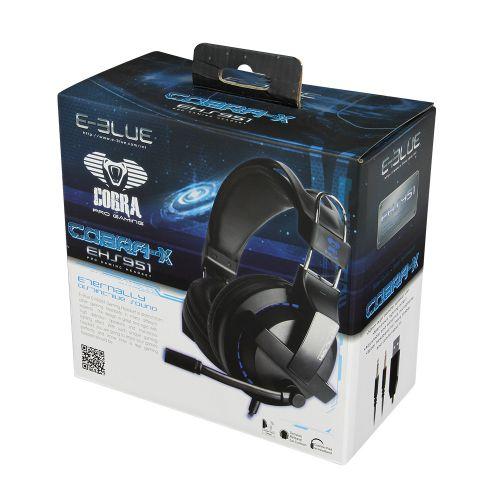 Cobra EHS951 Pro Gaming Headset - Black
