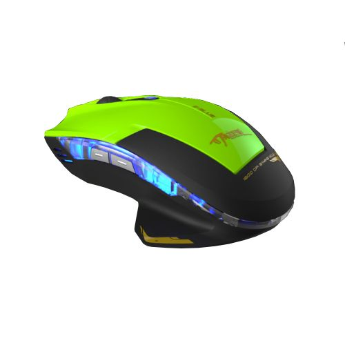 Mazer Type-R Gaming Mouse - Green