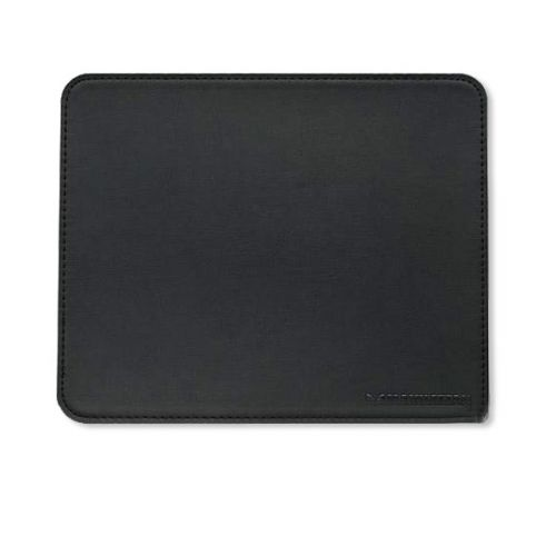 Leather Mouse Pad - Black
