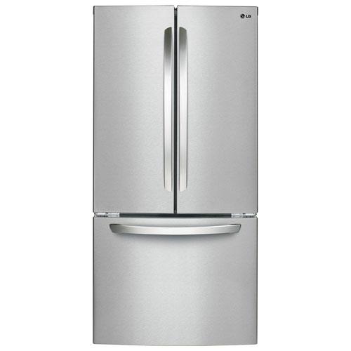 Lg 33 236 Cu Ft French Door Refrigerator Lfc24786st