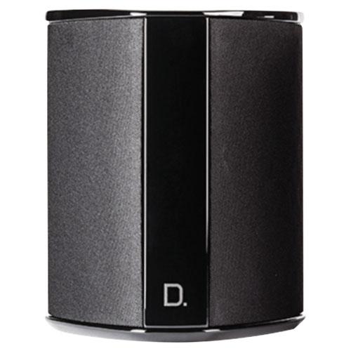 Haut-parleur ambio. 2 voies bipolaire 150 W SR-9040 de Definitive Technology - Noir