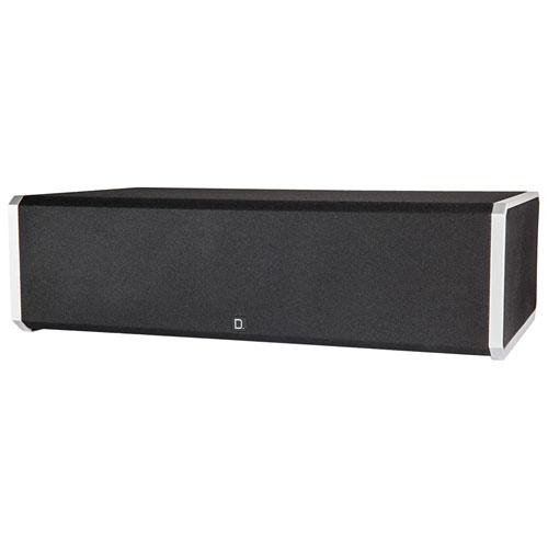 Haut-parleur de canal central de 300 W CS-9060 de Definitive Technology - Noir piano lustré
