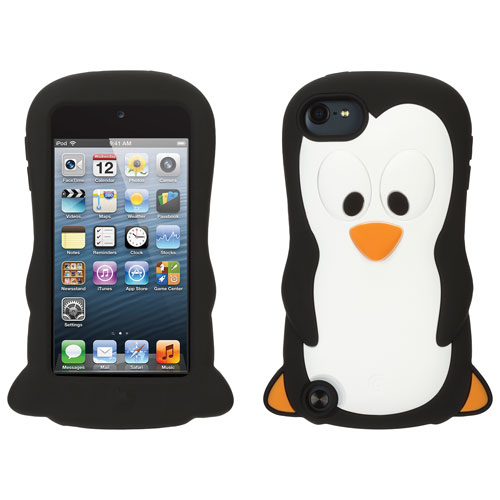 Griffin KaZoo iPod touch 5th/6th Gen Fitted Soft Shell Case - Penguin
