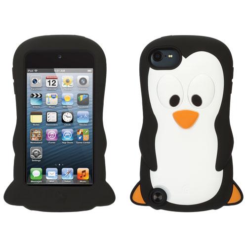 Étui souple ajusté KaZoo de Griffin pour iPod touch 5e/6e génération - Pingouin
