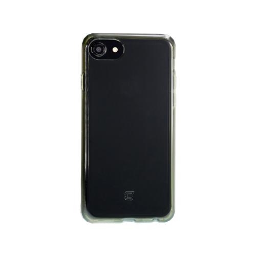 Caseco iPhone 6/6S Crystal Clear Slim transparent Case - Black