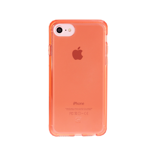 Caseco iPhone 6/6S Clear Slim transparent Case - Rose Gold
