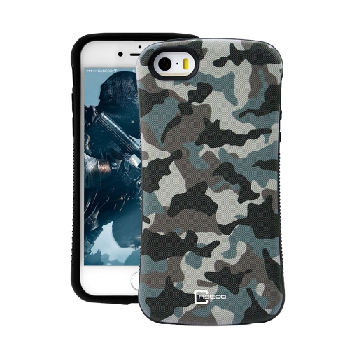 Caseco iPhone SE/5S Genesis Camo Case - Delta