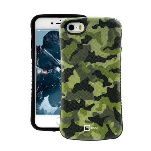 Caseco iPhone SE/5S Genesis Camo Case - Woodlands