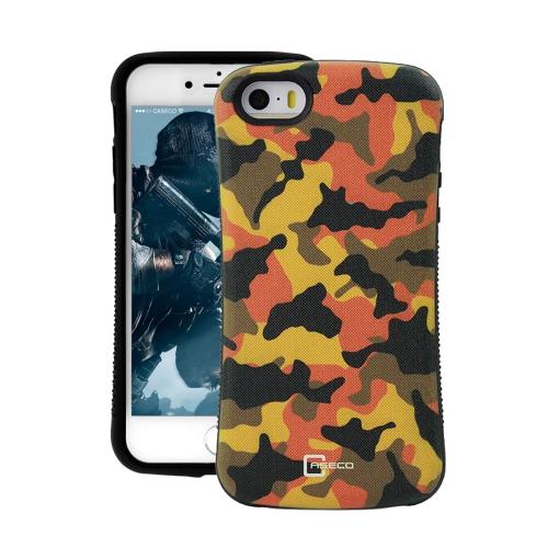 Caseco iPhone SE/5S Genesis Camo Case - Fire