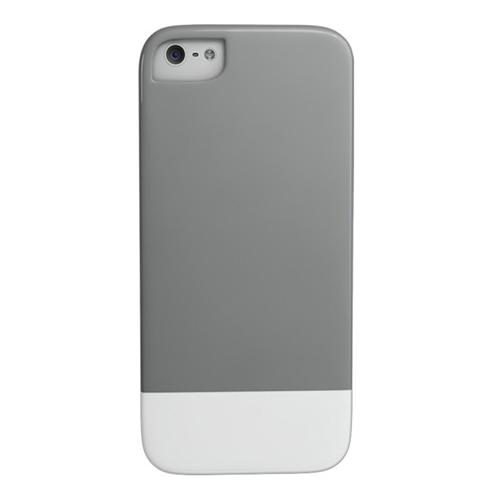 Caseco iPhone SE/5S Lynx Premium Slider Case - Grey