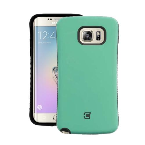 Caseco Galaxy S6 edge+ Shock Express Case - Green