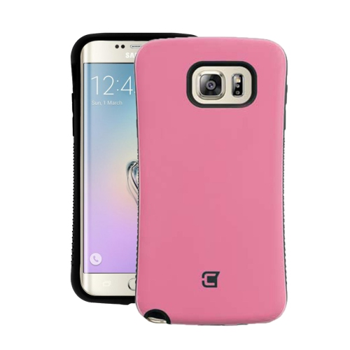 Caseco Galaxy S6 edge+ Shock Express Case - Pink