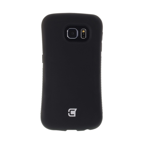 Caseco Galaxy S6 Shock Express Case - Metallic Black